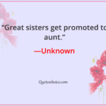 Happy Mother's Day Quotes For An Aunt
