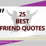 25 Best Friend Quotes images